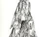 King Puppet sketch by Kay Yasugi 2008