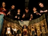 Cast of Looking for a Monster (Photograph by Alex Weltlinger 2008).