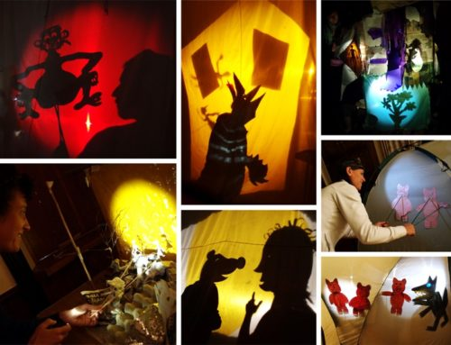 Shadow Workshop for Teachers: The Art of Puppetry in Education and Therapy, UK
